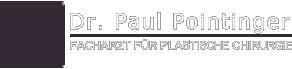 Plastische Chirurgie, Schönheitschirurg Dr. Paul Pointinger, Wien, Salzburg, Schönheits OP